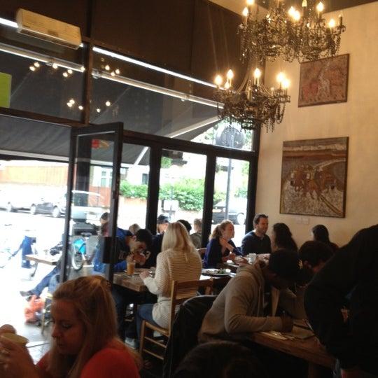 Cafe Phillies High Street Kensington Menu