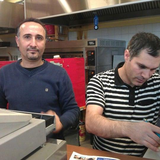 Foto diambil di Mega Pizza & Kebab oleh Herkko V. pada 4/14/2012