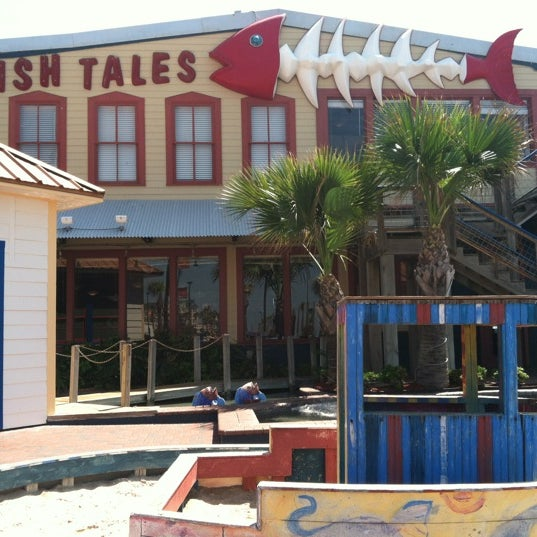 Fish tales seafood restaurant in galveston for Fish tales restaurant