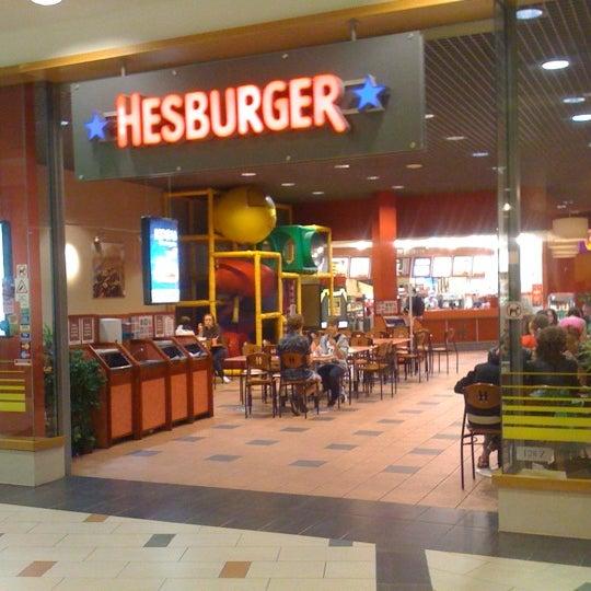 Photo taken at Hesburger by Daria G. on 6/4/2012