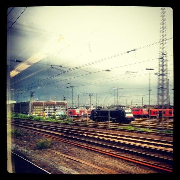 Photo taken at Duisburg Hauptbahnhof by Thomas L. on 7/19/2012