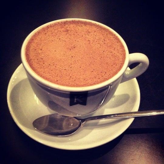 Photo taken at Кофеин by Uliana Z. on 8/29/2012