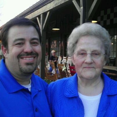 Photo taken at Cracker Barrel Old Country Store by Leigh S. on 3/17/2012