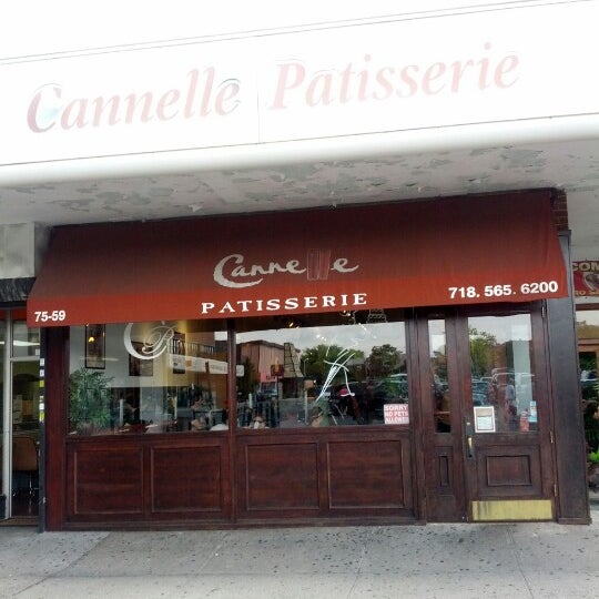 Photo taken at Cannelle Patisserie by Brian K. on 7/21/2012