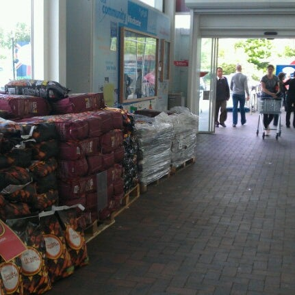 Photo taken at Tesco by SlyCat on 6/24/2012