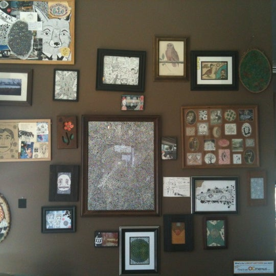 Photo taken at Javatinis Espresso Bar by Mitch D. on 4/2/2012