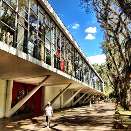Foto tirada no(a) Museu Afrobrasil por Hubert A. em 8/30/2012