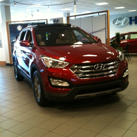 Photo Taken At Jim Ellis Hyundai By John On 8/21/2012