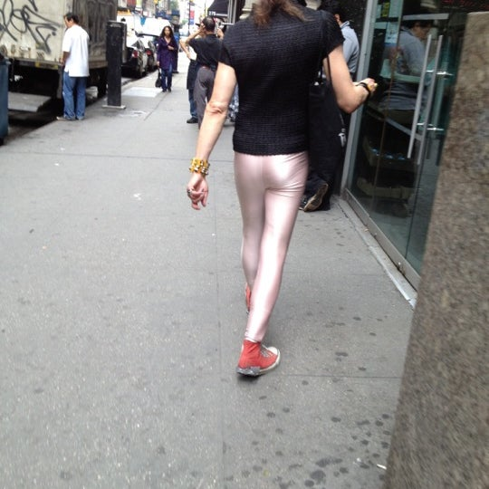Photo taken at Garment District by P D. on 6/4/2012