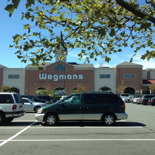 Photo taken at Wegmans by Eileen F. on 9/11/2012