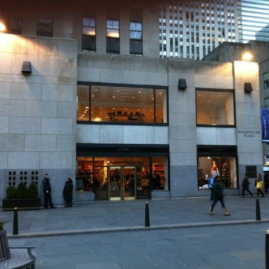 J crew clothing store in rockefeller center for J crew stores manhattan