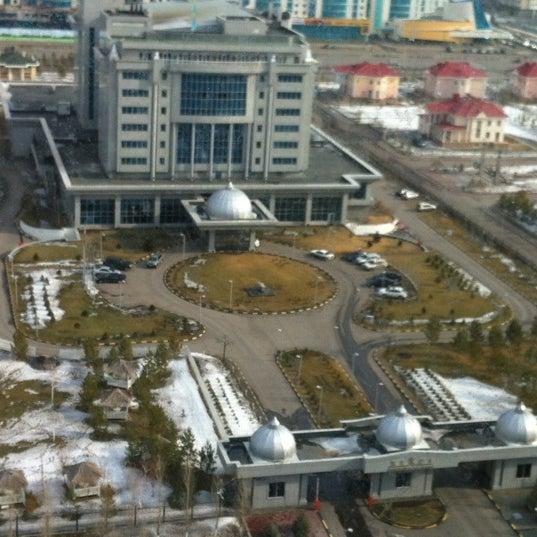 3/30/2012 tarihinde Serkan K.ziyaretçi tarafından Rixos President Astana'de çekilen fotoğraf