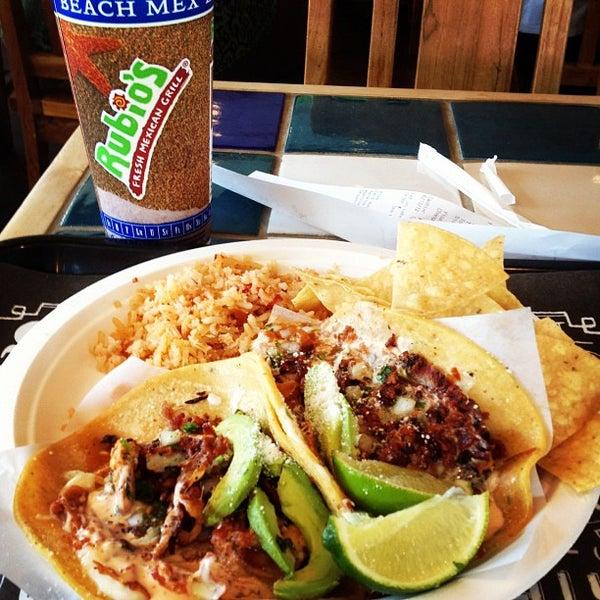 Rubio 39 s coastal grill seafood restaurant in kearny mesa for Rubio s coastal grill the original fish taco