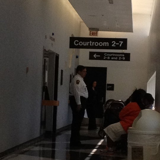 Photo taken at North Dade Justice Center by Lani on 6/12/2012