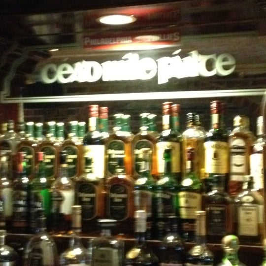 Photo taken at New Deck Tavern by Kate R. on 8/31/2012