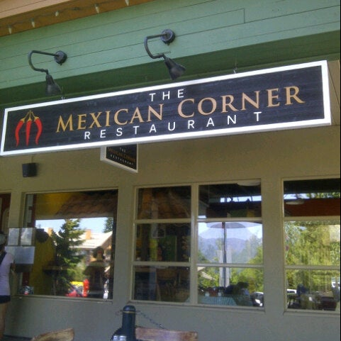 Photo taken at The Mexican Corner by Kym W. on 7/9/2012