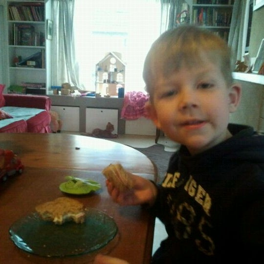 Photo taken at Breakfast Table by Elza v. on 3/9/2012