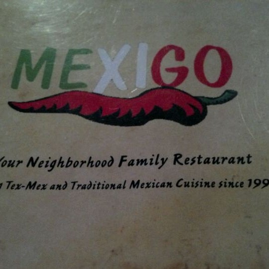 Photo taken at Mexi-Go Restaurant by Richard H. on 5/6/2012