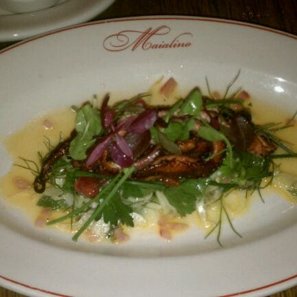 Photo taken at Maialino by David C. on 6/9/2012