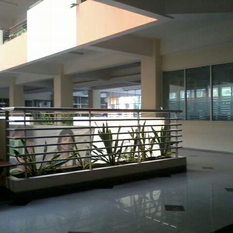 photos at tempat duduk lt 2 agape ukdw building