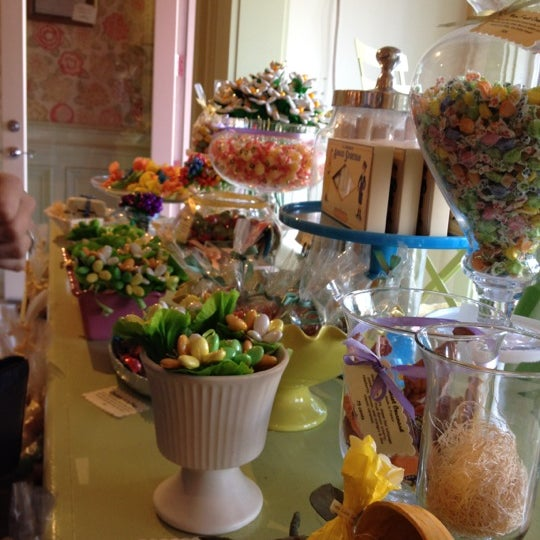 Photo taken at Miette Patisserie by Jeff H. on 5/28/2012