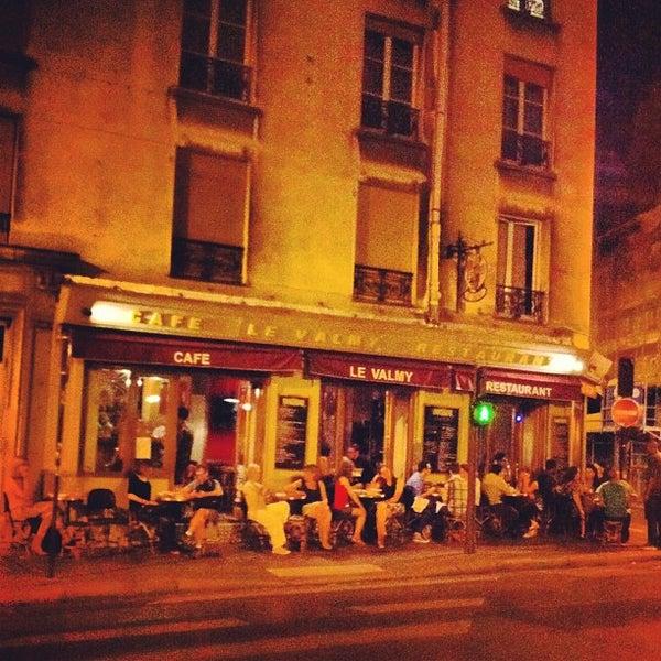 Le valmy restaurante franc s em paris for Restaurante frances