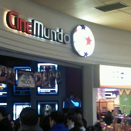 Photo taken at Cine Hoyts by Raul C. on 7/7/2012