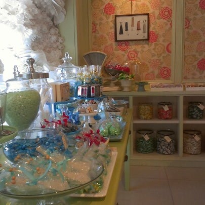 Photo taken at Miette Patisserie by Mateo C. on 7/10/2012