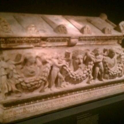 Photo taken at Walters Art Museum by Demetrius J. on 7/16/2012