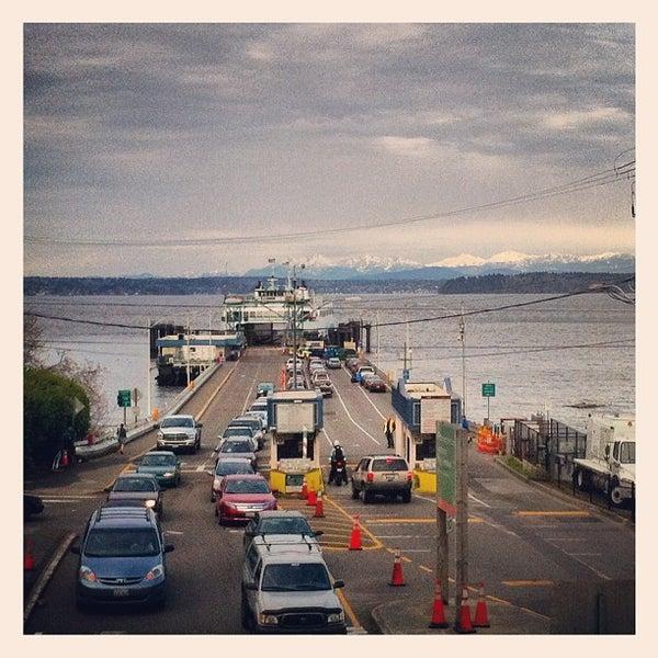 Vashon Island Ferry Terminal