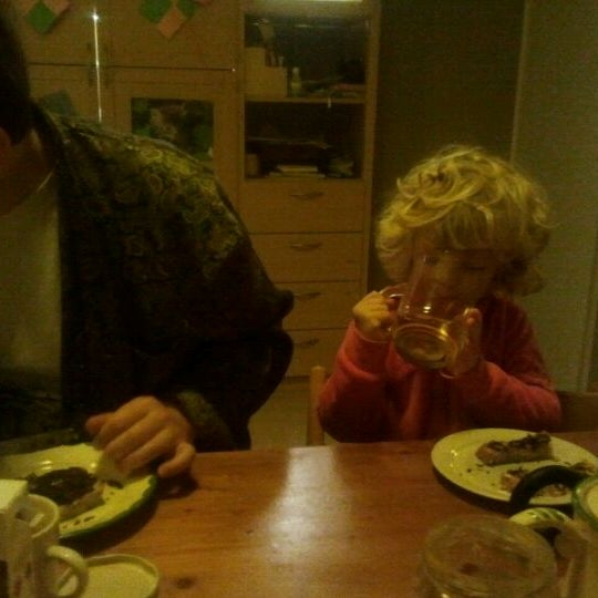Photo taken at Breakfast Table by Elza v. on 2/10/2012