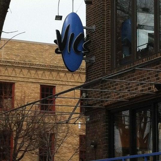 Photo taken at Vic's by Jim B. on 3/15/2012