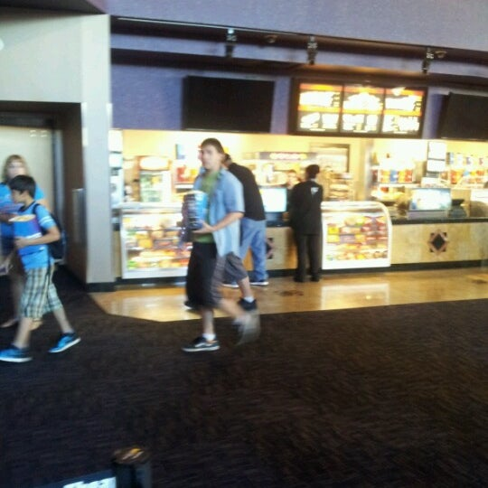 Photo taken at Harkins Theatres Tempe Marketplace 16 by Cassondra K. on 6/9/2012