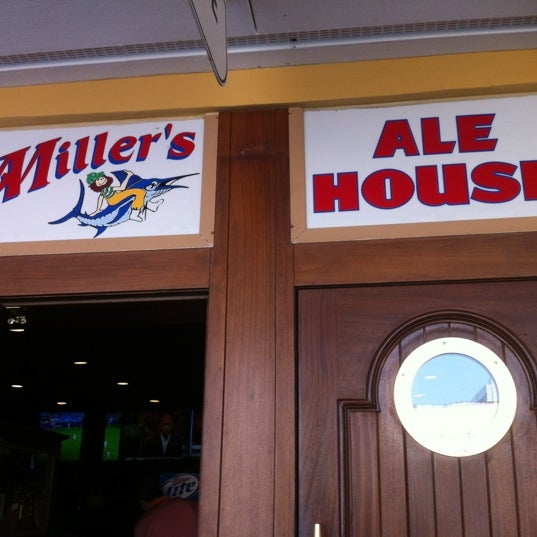 Photo taken at Miller's Boca Ale House by Anthony F. on 7/26/2012