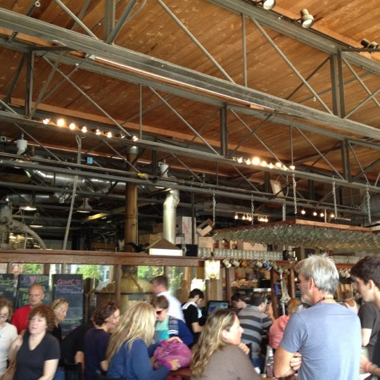 Photo taken at Greenbush Brewing Company by Steve on 8/11/2012