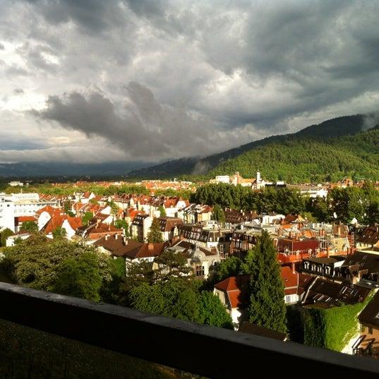 Снимок сделан в Greiffenegg Schlössle Restaurant пользователем Patrick C. 5/21/2012