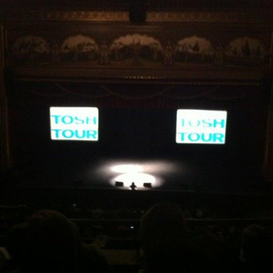 Photo taken at Altria Theater by Sara W. on 4/12/2012