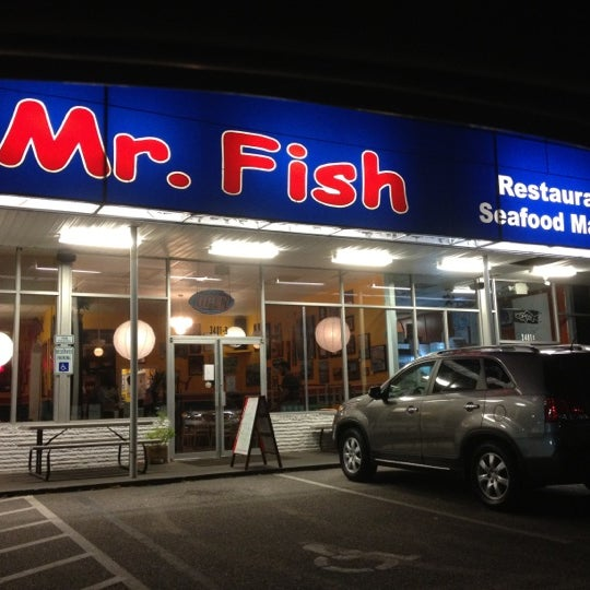 Top 10 dinner spots in myrtle beach for Mr fish seafood restaurant myrtle beach sc