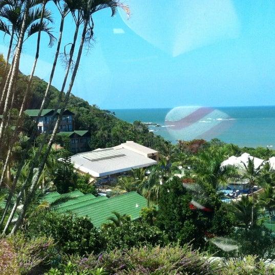Foto tirada no(a) Infinity Blue Resort & Spa por Alessandra B. em 2/19/2012