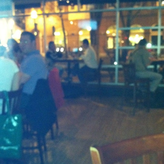 Photo taken at Iron Hill Brewery & Restaurant by Rose N. on 4/6/2012