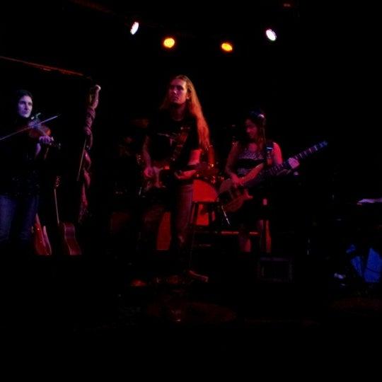 Photo taken at Darwin's Pub by Lorie B. on 9/12/2012