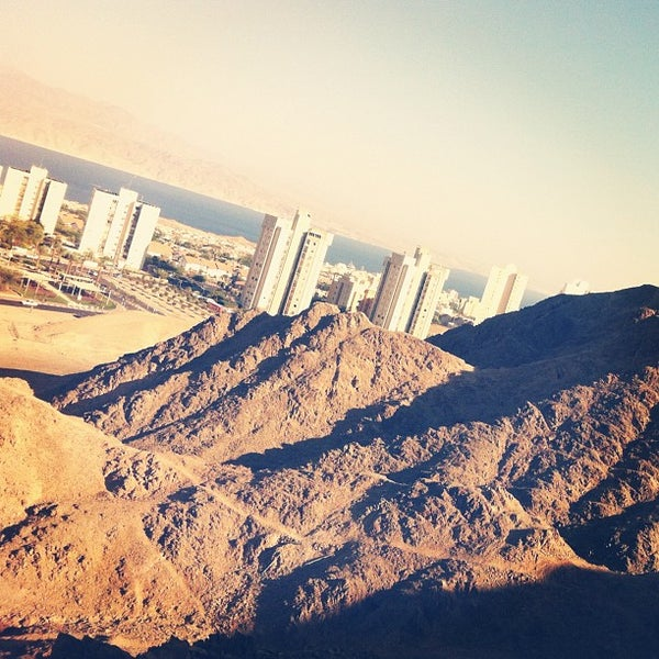 Photo taken at Eilat Mountains / הרי אילת by Kostya B. on 6/7/2012
