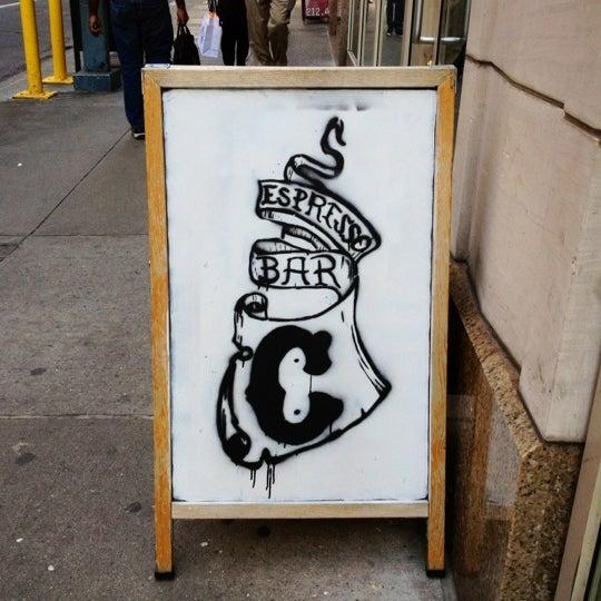Das Foto wurde bei Culture Espresso von Scott B. am 5/17/2012 aufgenommen