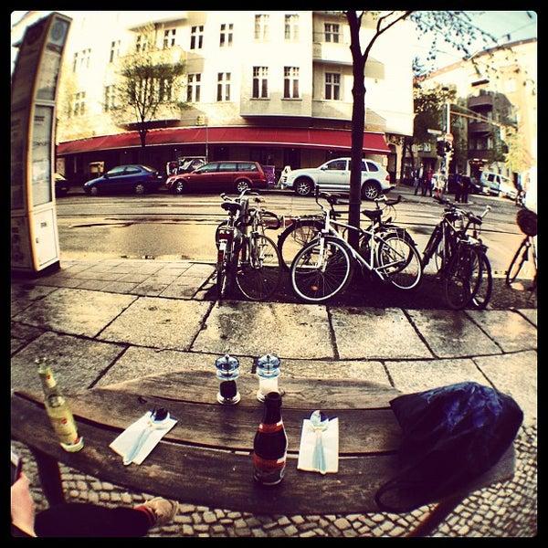Das Foto wurde bei Pasta Presti von Marcel E. am 4/20/2012 aufgenommen