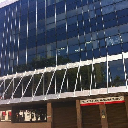 Registro Civil #1 - Edificio gubernamental en Ciudad Jardín