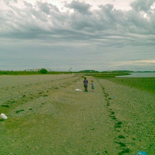 9/9/2012 tarihinde Steve S.ziyaretçi tarafından Castle Island'de çekilen fotoğraf
