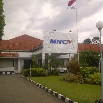 Photo taken at MNCTV by # Kedai LB on 2/3/2012