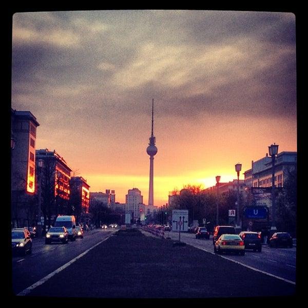 Photo taken at U Weberwiese by Donald B. on 4/17/2012
