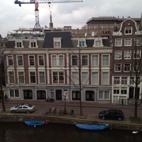 Photo taken at Sofitel Legend The Grand Amsterdam by Vladimir S. on 3/6/2012