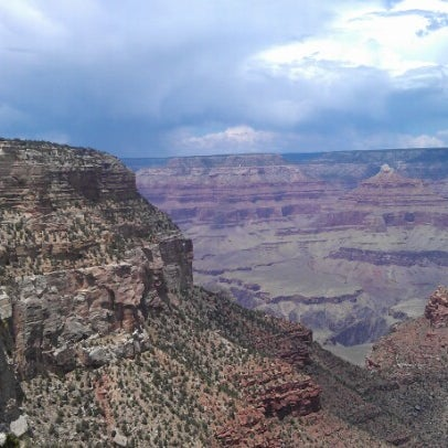 Photo taken at Grand Canyon National Park by William P. on 7/10/2012